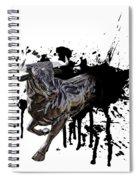 Bull Breakout Spiral Notebook