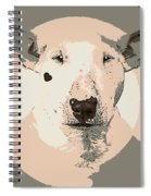 Bull Terrier Graphic 1 Spiral Notebook