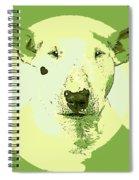 Bull Terrier Graphic 2 Spiral Notebook