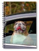 Bulldog Bliss Spiral Notebook