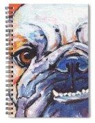 Bulldog Spiral Notebook