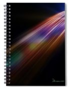Bullet - Featured On 'spectacular Artworks Of Faa' Spiral Notebook