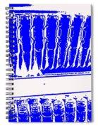 Bullets Spiral Notebook