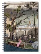 Bullocks Museum, 22 Piccadilly, London Spiral Notebook