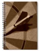 Bullseye Baby Spiral Notebook