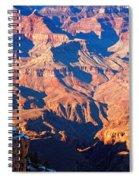 Bumpy Ride Spiral Notebook