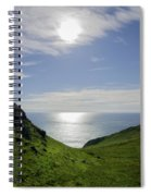 Bunglass - Donegal Ireland Spiral Notebook
