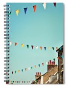 Bunting Spiral Notebook