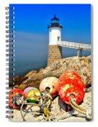 Buoyed Spiral Notebook