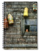 Buoyed Up Spiral Notebook