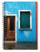 Burano 7 Spiral Notebook