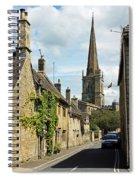 Burford Village Street Spiral Notebook