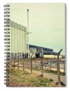 Burghead Distillery Spiral Notebook
