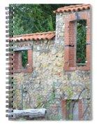Burgundy . 1.1 Spiral Notebook