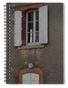 By The Canal Spiral Notebook