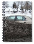 Burial Grounds Spiral Notebook