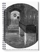 Burial Of Ulysses S Spiral Notebook