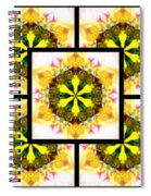 Burning Empathy Page Spiral Notebook