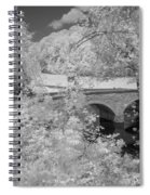 Burnside Bridge 0237 Spiral Notebook