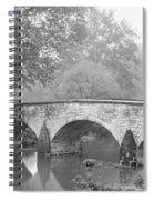 Burnside Bridge Antietam National Spiral Notebook