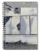 Burnt Brick 1 Spiral Notebook