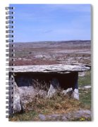 Burren Wedge Tomb Spiral Notebook
