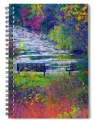 Bursting With Color 2 Spiral Notebook
