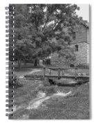 Burwell-morgan Mill Spiral Notebook