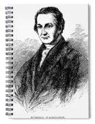 Bushrod Washington (1762-1829) Spiral Notebook