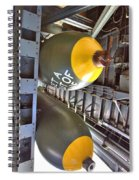 Business Of The Mission Spiral Notebook