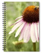 Busy Little Bee Spiral Notebook