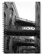 Butlers Warf Spiral Notebook