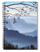 Butte Creek Canyon Mural Spiral Notebook