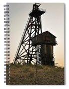 Butte Montana Spiral Notebook