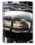 Butterbeer Inn Spiral Notebook