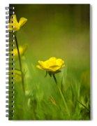 Buttercup Buttercup Spiral Notebook
