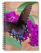 Butterfly And Friend Spiral Notebook