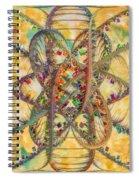 Butterfly Concept Spiral Notebook