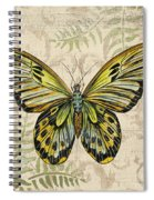 Butterfly Daydreams-a Spiral Notebook