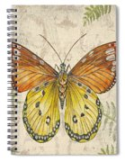 Butterfly Daydreams-c Spiral Notebook
