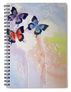 Butterfly Dream Spiral Notebook