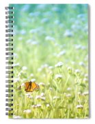 Butterfly Dreams Spiral Notebook