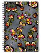 Butterfly Exodus Spiral Notebook