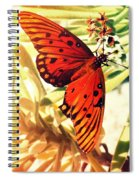 Butterfly II Spiral Notebook