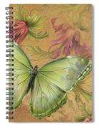 Butterfly Inspirations-a Spiral Notebook