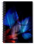 Butterfly Kiss Spiral Notebook