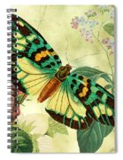Butterfly Visions-a Spiral Notebook