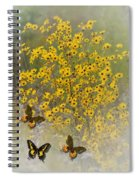 Butterfly's Paradise Spiral Notebook