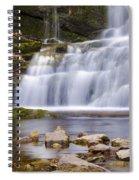 Buttermilk Falls Spiral Notebook
