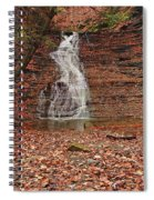 Buttermilk Falls Spiral Notebook